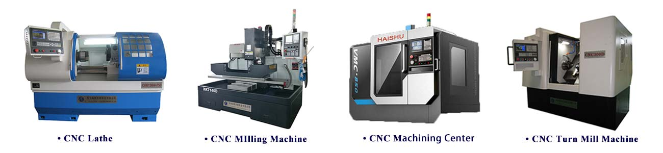 Professional cnc machines banner