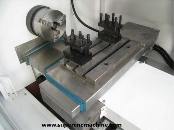 Mini CNC Turning Machine - CNC Lathe, CNC Turning Lathe