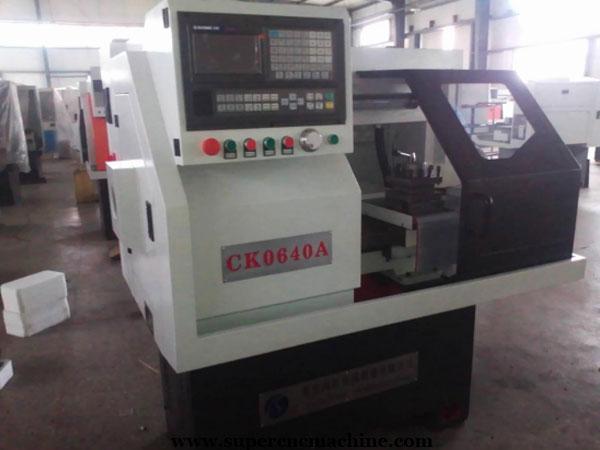 CNC small lathe CK0640A - Professional CNC Machine Manufacturer and
