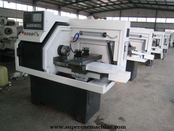 Small CNC Instrument Lathe - CNC Lathe, CNC Lathe Machine